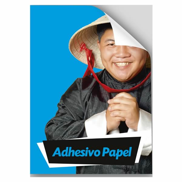 adhesivos papel baratos la imprenta china
